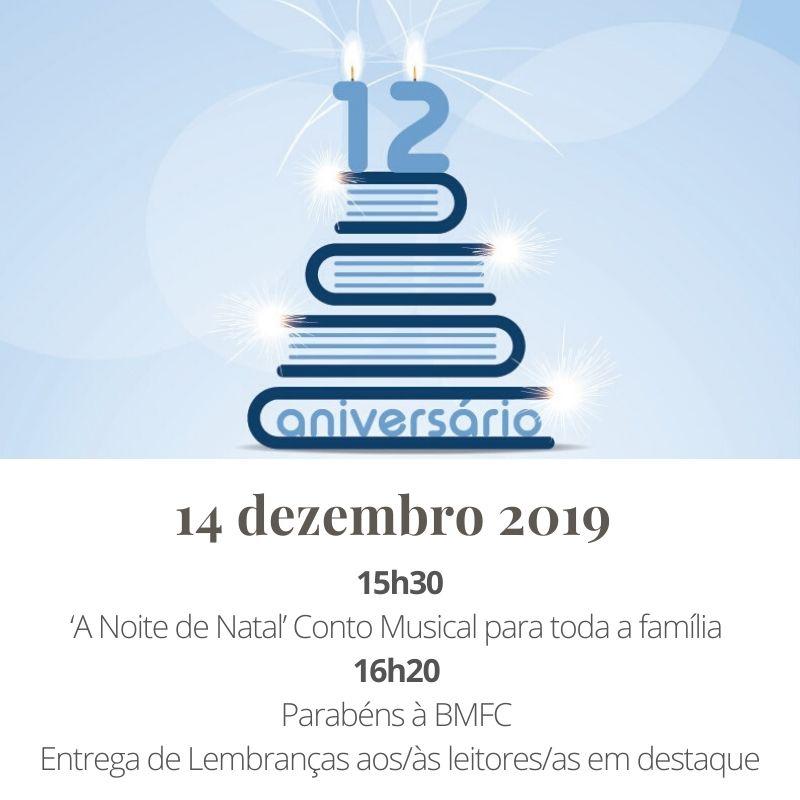 Aniversário BMFC